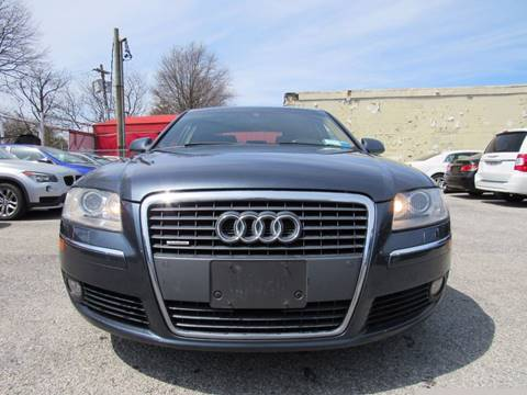 2007 Audi A8 for sale at CarNation AUTOBUYERS, Inc. in Rockville Centre NY