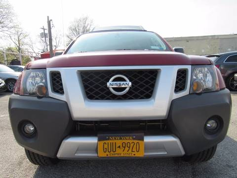 2014 Nissan Xterra for sale at CarNation AUTOBUYERS, Inc. in Rockville Centre NY