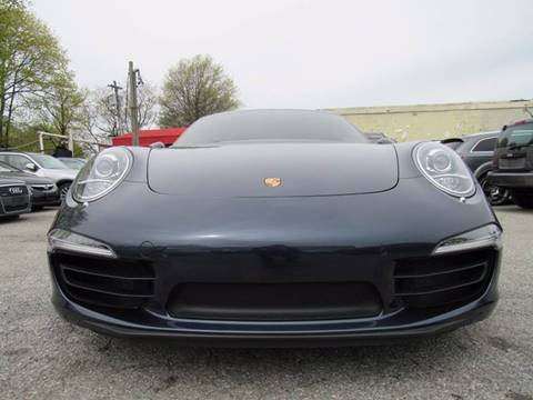 2014 Porsche 911 for sale at CarNation AUTOBUYERS, Inc. in Rockville Centre NY