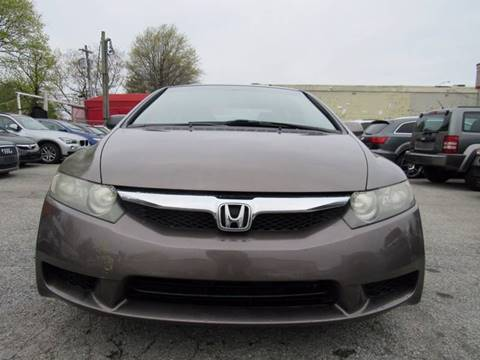2010 Honda Civic for sale at CarNation AUTOBUYERS, Inc. in Rockville Centre NY