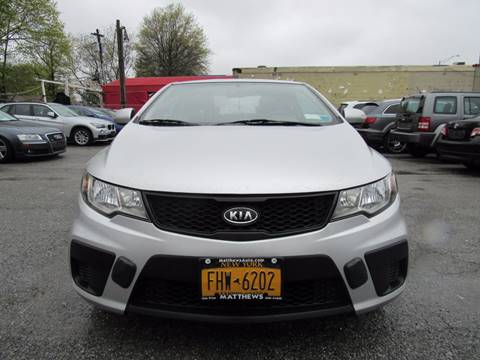 2010 Kia Forte Koup for sale at CarNation AUTOBUYERS Inc. in Rockville Centre NY