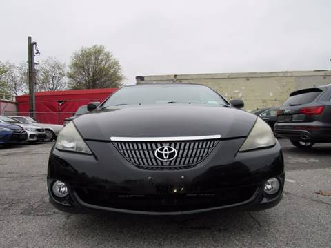 2006 Toyota Camry Solara for sale at CarNation AUTOBUYERS, Inc. in Rockville Centre NY