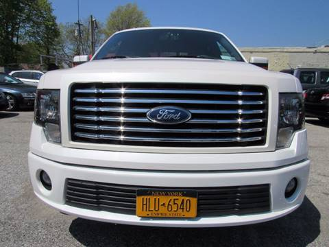 2012 Ford F-150 for sale at CarNation AUTOBUYERS, Inc. in Rockville Centre NY