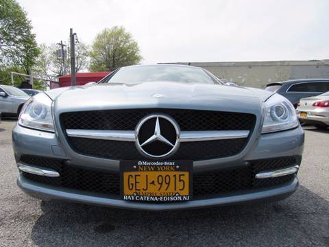 2013 Mercedes-Benz SLK for sale at CarNation AUTOBUYERS, Inc. in Rockville Centre NY
