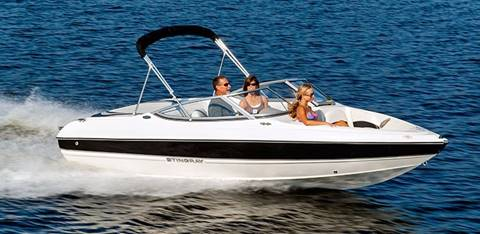 2017 Stingray 180RX Rally Boat for sale in Hot Springs, AR