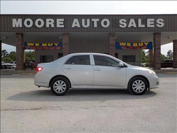 2010 Toyota Corolla for sale in Livingston, TX