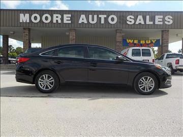 2015 Hyundai Sonata for sale in Livingston, TX