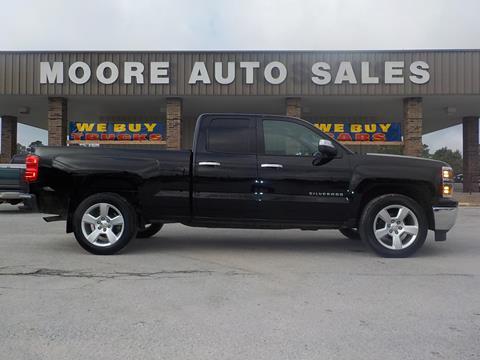 2015 Chevrolet Silverado 1500 for sale in Livingston, TX