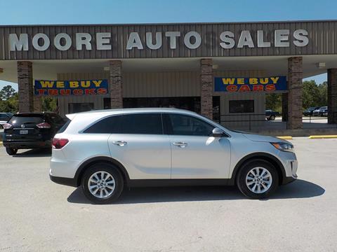 2019 Kia Sorento for sale in Livingston, TX