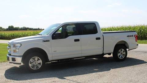 2015 Ford F-150 for sale in Lowell, IN