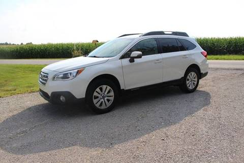 2015 Subaru Outback for sale in Lowell, IN