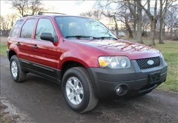 2001 Ford Escape for sale in Lowell, IN