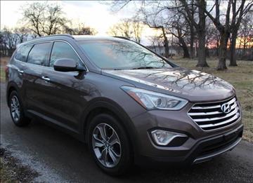 2015 Hyundai Santa Fe for sale in Lowell, IN