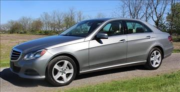 2014 Mercedes-Benz E-Class for sale in Lowell, IN