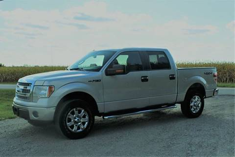 2014 Ford F-150 for sale in Lowell, IN