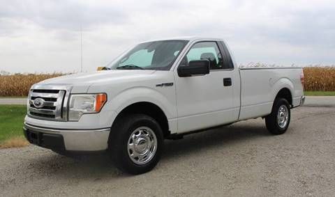 2010 Ford F-150 for sale in Lowell, IN