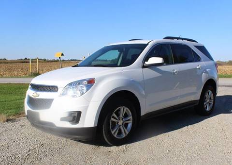 2015 Chevrolet Equinox for sale in Lowell, IN