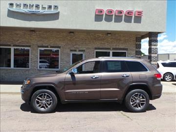 2017 Jeep Grand Cherokee for sale in Chamberlain, SD