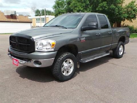 2007 Dodge Ram Pickup 2500 for sale in Chamberlain, SD