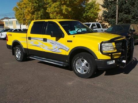 2004 Ford F-150 for sale in Chamberlain, SD