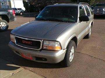 2000 GMC Jimmy for sale in Chamberlain, SD