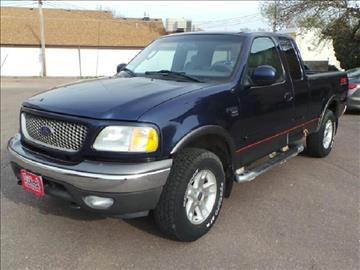 2003 Ford F-150 for sale in Chamberlain, SD