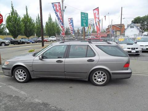 2001 Saab 9-5 for sale in Marysville, WA