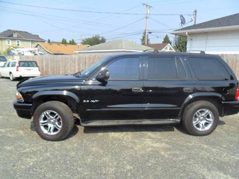 2002 Dodge Durango for sale in Marysville, WA