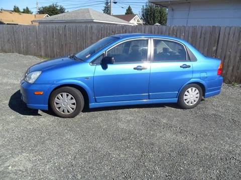 2003 Suzuki Aerio for sale in Marysville, WA