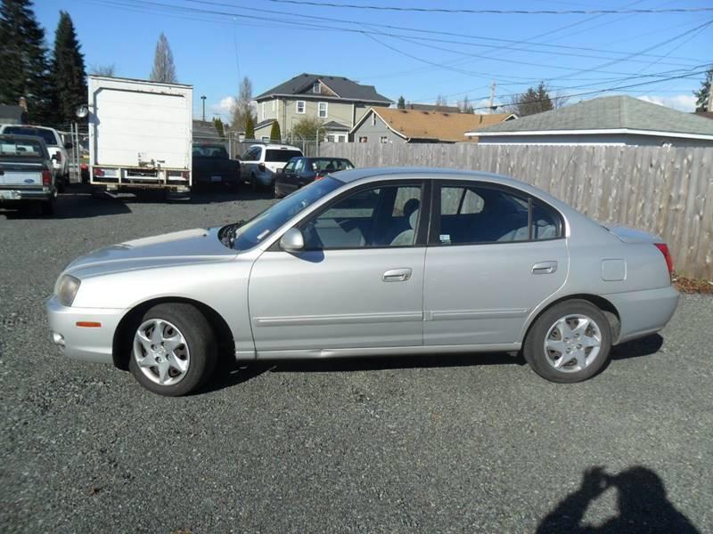 Attractive 2006 Hyundai Elantra For Sale At Car Link Auto Sales LLC In Marysville WA