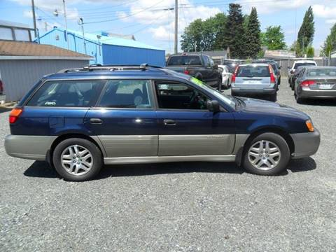 Used 2003 Subaru Outback For Sale In Iola Wi Carsforsale