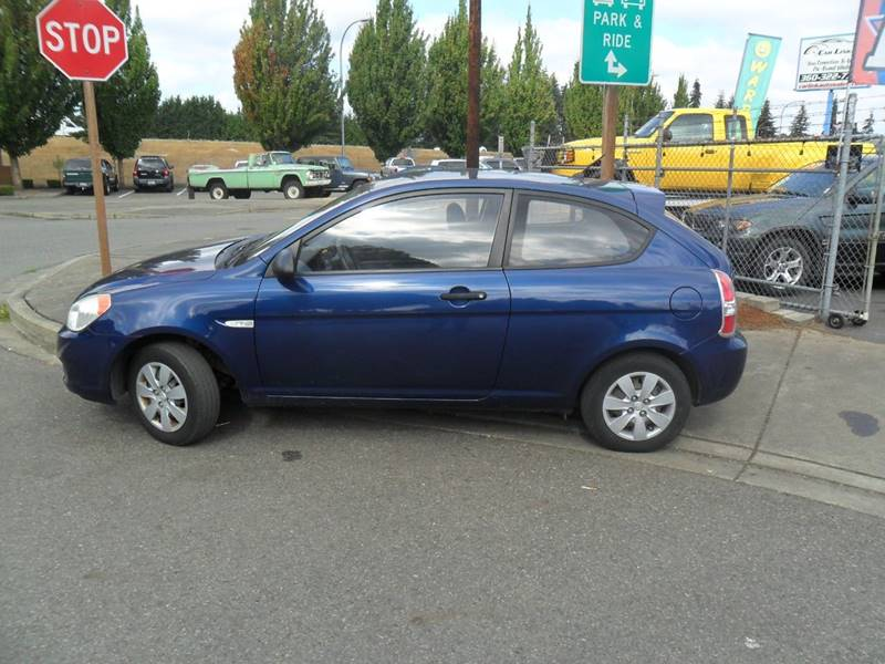 2008 Hyundai Accent For Sale At Car Link Auto Sales LLC In Marysville WA