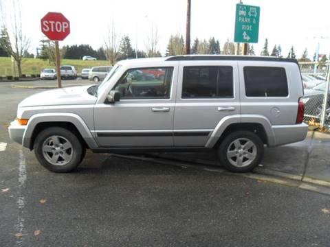 2008 Jeep Commander for sale in Marysville, WA