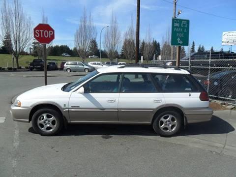 1999 Subaru Legacy For Sale In Marysville WA