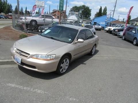 2000 Honda Accord for sale in Marysville, WA