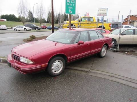 1994 Oldsmobile Eighty-Eight Royale LSS