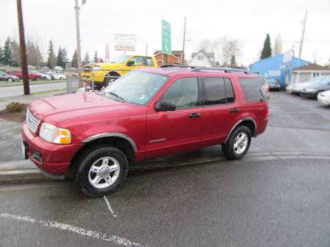 2004 Ford Explorer XLT for sale at Car Link Auto Sales LLC in Marysville WA
