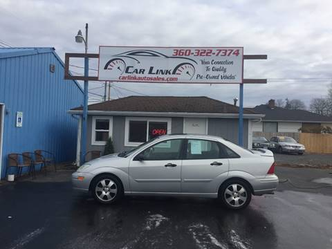 2002 Ford Focus for sale in Marysville, WA