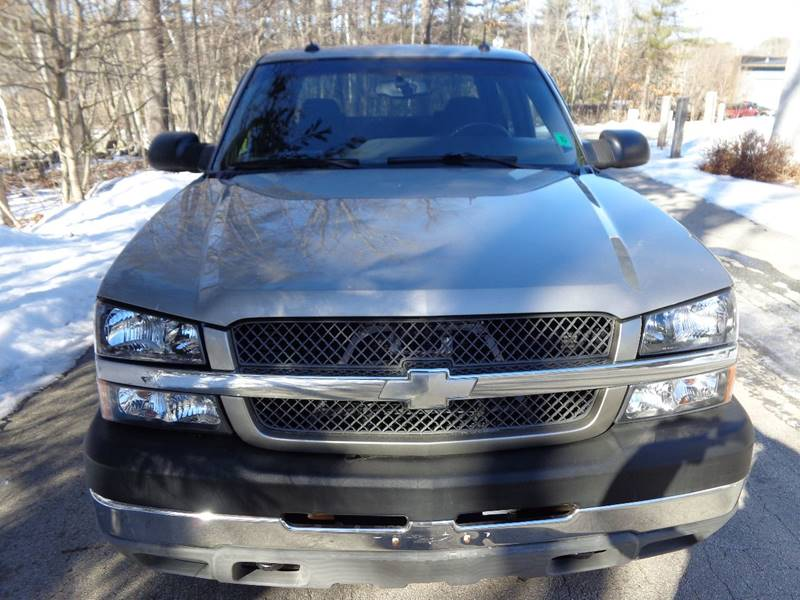 2003 Chevrolet Silverado 2500HD LS In Derry NH - World Wide ...