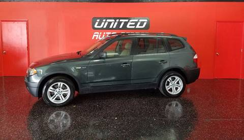2005 BMW X3 for sale in Davie, FL