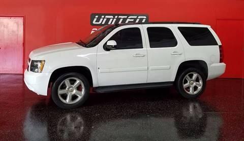 2007 Chevrolet Tahoe For Sale In Davie FL