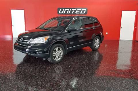 2010 Honda CR-V for sale at United Auto Center in Davie FL