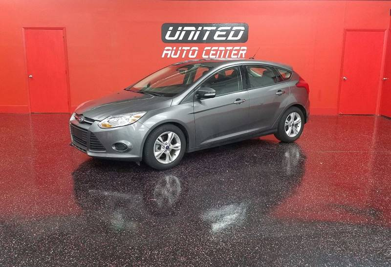2014 Ford Focus for sale at United Auto Center in Davie FL