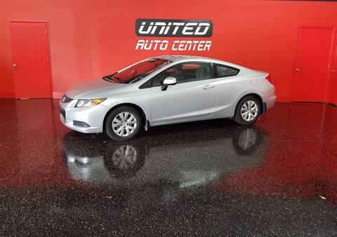 2012 Honda Civic for sale in Davie, FL