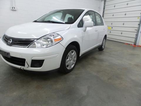 2011 Nissan Versa for sale in Wichita, KS