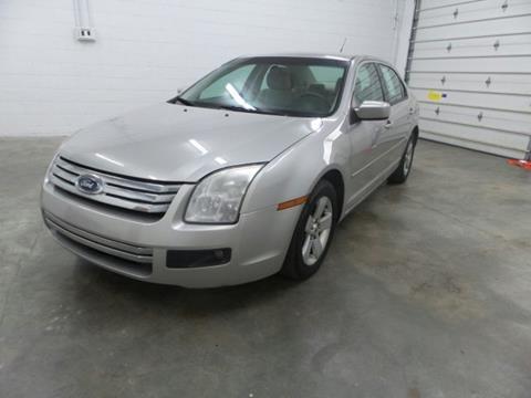 2007 Ford Fusion for sale in Wichita, KS