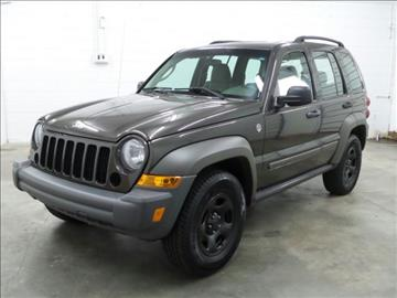2006 Jeep Liberty for sale in Wichita, KS
