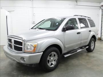 2005 Dodge Durango for sale in Wichita, KS