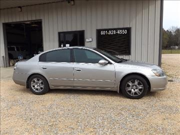 2006 Nissan Altima for sale in Wiggins, MS