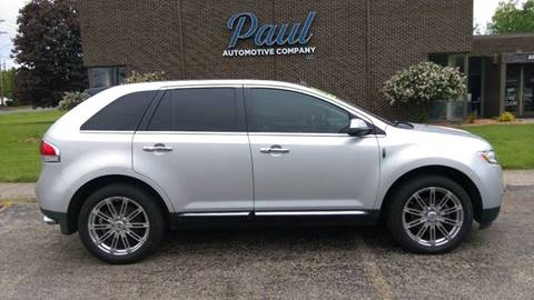 2011 Lincoln MKX for sale in Heath, OH